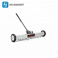 New product promotional magnetic super power broom sweeper