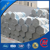 fence and furniture galvanized rectangular steel tube standard sizes