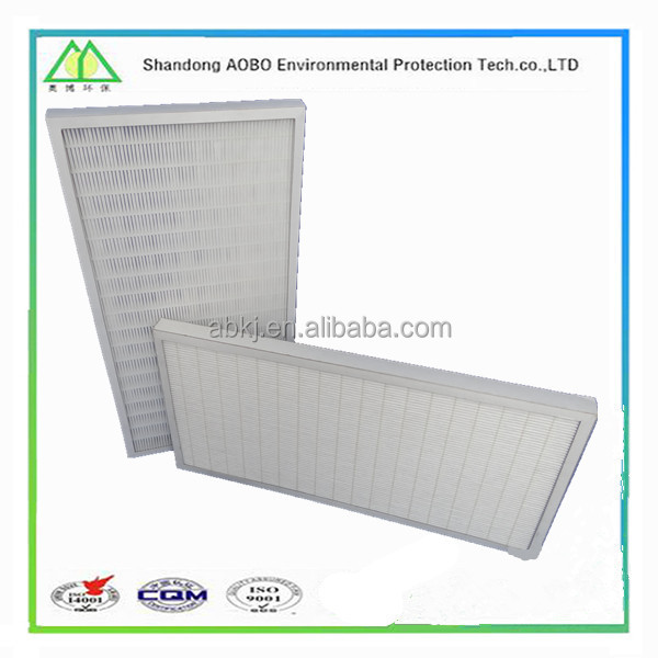 Excellent quality and reasonable price paper frame air filter