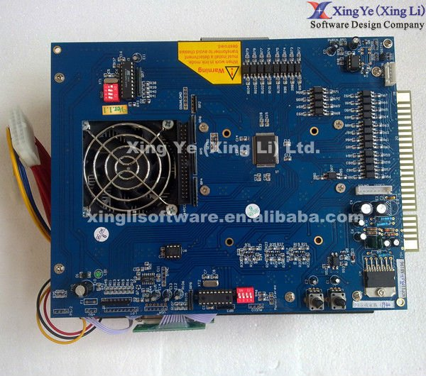 80G HDD multi game board XL-MG2100 (2100 in 1)