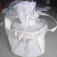 pp woven bags cross corner loop 1 ton 1.5ton jumbo big bag