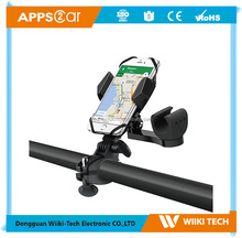 Apps2car H1-MB2 bicycle mount mountain bike motorcycle phone holder 360 rotation