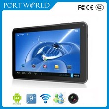 cheap 9 inch tablet pc leather case with keyboard for 9 inch tablet pc