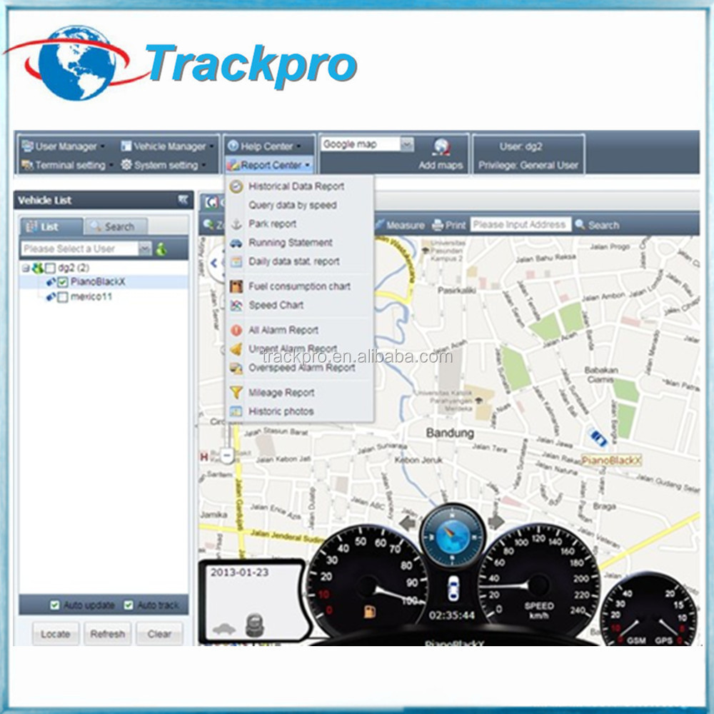 GPS Tracker motor tricycle vehicle gps tracking system