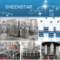 2013 hot comments small scales mineral water processing plants