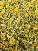 yunnan flower tea organic chrysanthemum yellow tea good to people eyes