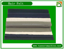 Mass production wholesale woven felt