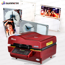 Best Selling 3D Mobile Cover Hot Stamping Machine Transfers Printing Machine