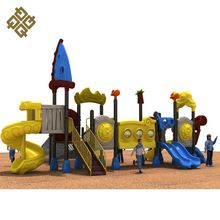Factory Supply Free Logo Various Colors Fantastic Pirate Ship Theme Children Outdoor Playground Slide