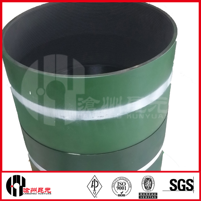 China Supplier Api 5ct Oil Tubing Coupling In Pipe Fittings