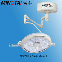 Innovating product to export dental ceiling shadowless operation lamp