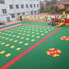 outdoor basketball court flooring badminton court surface hot sale interlocking plastic floor tiles