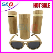 2015 Most Popular Wooden Sunglasses Bamboo And Wood Sunglasses With Polarized Lens