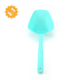 Home Kitchen Gadget Plastic Ice Food Spice Candy Scoop Skimmer Strainer