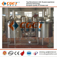 Popular Supplier! mini beer brewing equipment beer equipment mash tun kettle fermenter complete brewhouse Germany technology