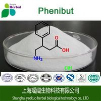 99% Phenibut CAS NO :1078-21-3 white fine powder for tranquilizer and nootropics CAS No.: 1078-21-3