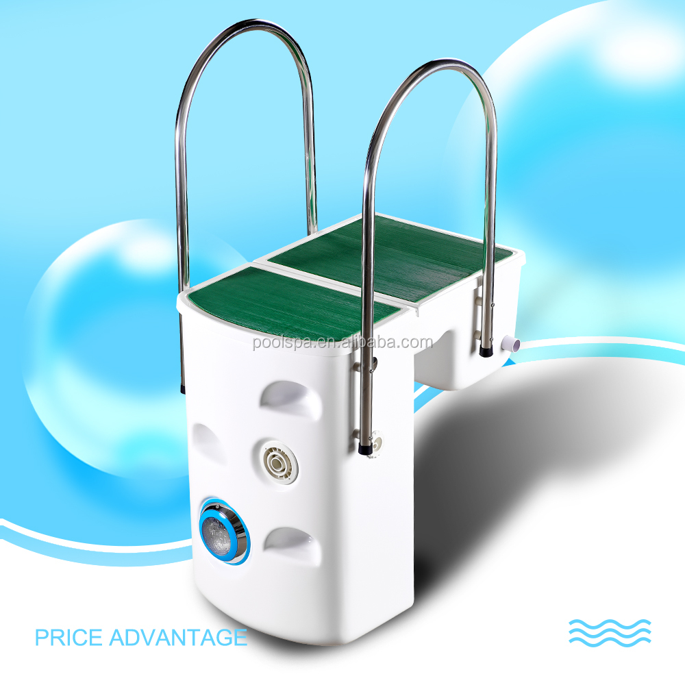 High Quality Wall Mounted Integrative Swimming Pool Filter Equipment With CE Certificate