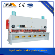 hydraulic shearing machine/CNC press brake/plate cutting machine