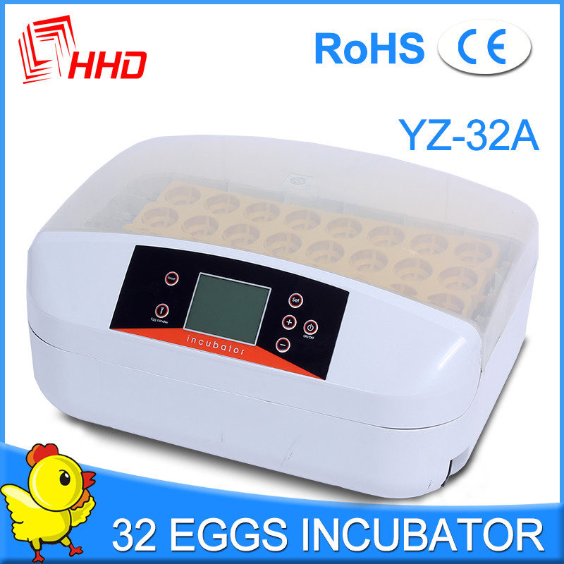 Energy saving HHD CE approved new controller automatic dog incubator for sale YZ-32A