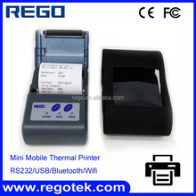 cheap rate usb wireless handheld 58mm thermal printer pos printer