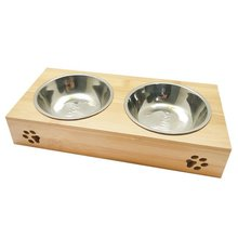 Newest Designed Make In China anti spill dog bowl