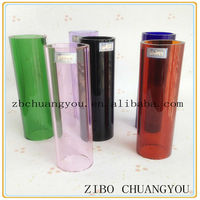 Borosilicate Colourful Glass Tube 3.3 Expansion (E-371)