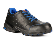 genuine leather safety shoes and comfortable working boots and anti-static safety shoes SC-2325