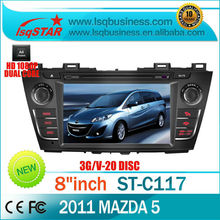 LSQ Star S100 Car Multimedia For 2012 Mazda 5 With Wifi/3g/gps/radio/bluetooth/ipod On-sale!hot!