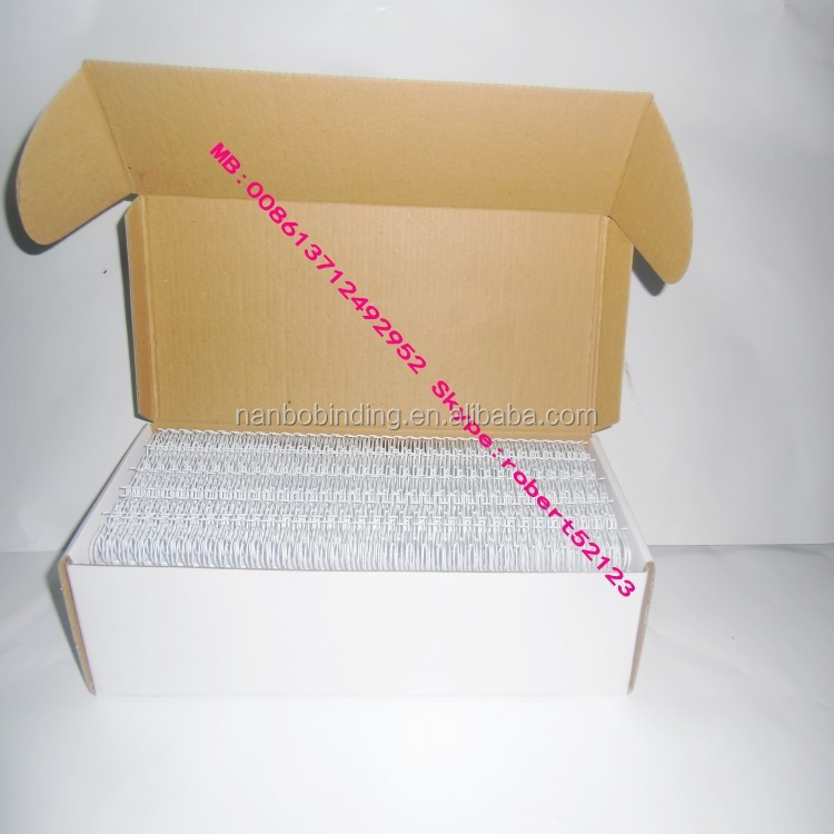 NanBo Nylon Coated Double wire binding comb