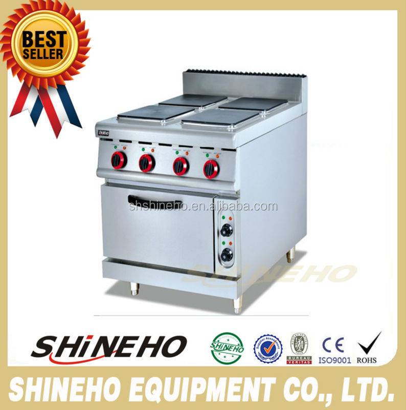 W083 cooking range with hot plate/4 burner electric hot plate/microwave oven hot plate