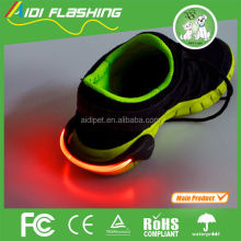 Christmas gift fashion shoe clip popular led shoe clip waterproof shoe clip