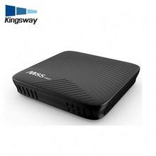M8S PRO DDR4 3G/32G 2G/16G Android 7.1 Nougat TV Box 4K Amlogic Octa Core 2.4G/5GHz Dual WIFI BT4.1 OTT Smart tv box