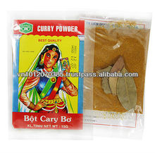 Vietnam Premium-Quality Butter Curry Powder 15g FMCG products