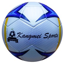 Regulation size PU football & soccer ball SMM6001