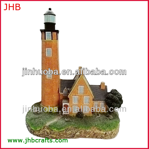 Latest Popular Polyresin Lighthouse for sale