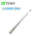 Factory price mini size aluminium telescopic antenna for fm radio antenna