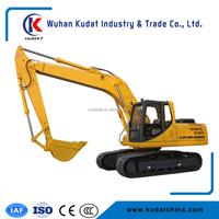 Heavy construction equipment used middle excavator SC200.8 for sale ( 4WD excavator, bucket capacity 0.8m3 excavator)