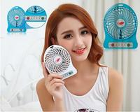 Hot! Best gift emergency Portable electrical mini cooler fan millat fan pakistan electric fan brands