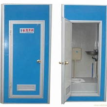 Morden designs light steel mobile prefabricated container house toilet