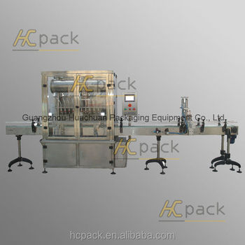automatic beer filling equipment