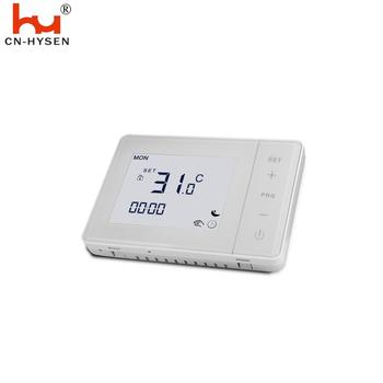 Touch Screen Room Electric Heater Thermostat