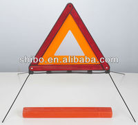 Auto Reflective Warning Triangle