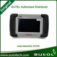 Autel MaxiDAS DS708 Diagnostic Scanner MaxiDAS DS708 Scanner Automobile Autel Diagnostic Car Engine Analyzer