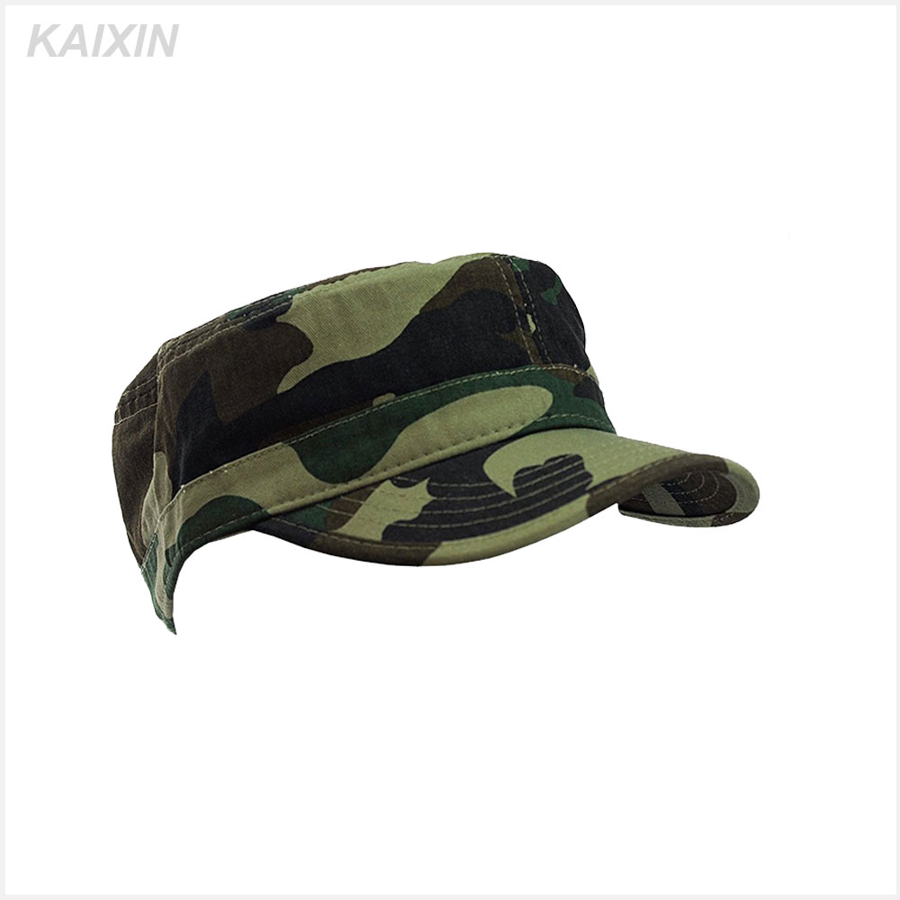 Hot Selling And Strip Cheap Wholesale Type Of Military Camo Hats/Caps