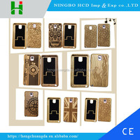 Comfortable Natural Wood Mobile Phone Shell