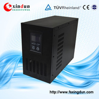 China manufacture True Sine Wave Inverter Solar power inverter generator with CPU control