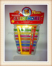 hot sale 8 tones kids Instrument musical piano toy