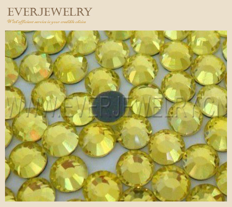 glass hot fix stone,glass hot fix rhinestone,glass flat back hot fix rhinestone