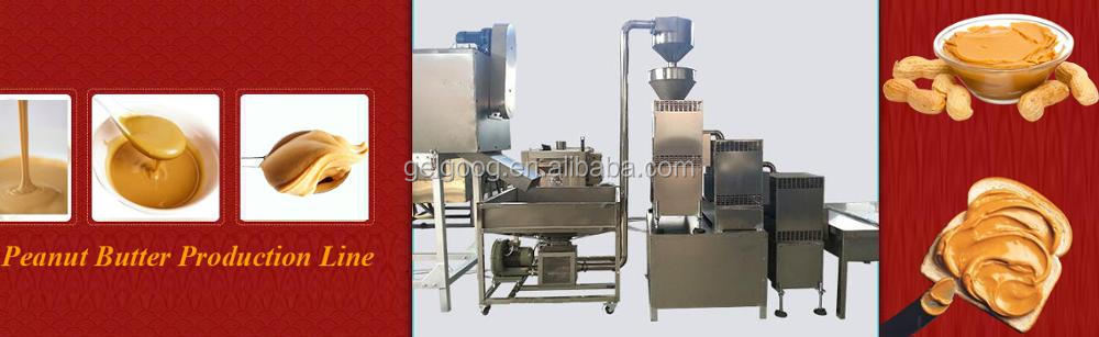 Factory Price Automatic Butter Making Machine Peanut Butter Production Equipment