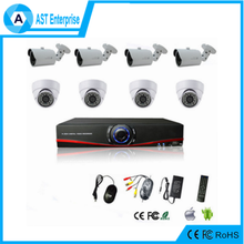 Kit Dvr 8 Cameras/H.264 8Ch AHD Dvr Combo Cctv Camera Kit hi3521a dvr kit